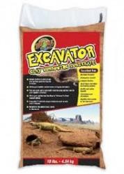 excavator clay